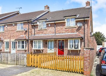 Thumbnail 2 bedroom end terrace house for sale in Vicarage Mews, Elloughton, Brough