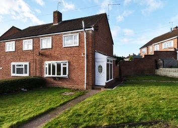 Thumbnail 3 bedroom semi-detached house to rent in Lyttleton Avenue, Bromsgrove, Worcestershire