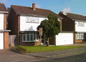 Thumbnail 4 bed detached house to rent in Stanmore Court, Canterbury