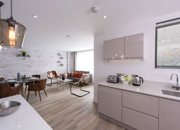 Thumbnail 1 bedroom flat for sale in Grange Walk, Bermondsey