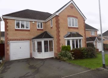 Thumbnail 4 bed detached house for sale in Min Y Coed, Margam, Port Talbot, Neath Port Talbot.