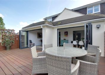Thumbnail 5 bed detached house for sale in Little Green Lane, Chertsey South, Surrey