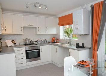 Thumbnail 3 bed semi-detached house for sale in The Galway, Barnburgh View, Barnburgh Lane, Goldthorpe, Rotherham, South Yorkshire