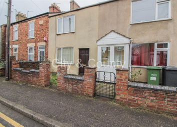 Thumbnail 3 bed terraced house for sale in Highbury Street, Peterborough