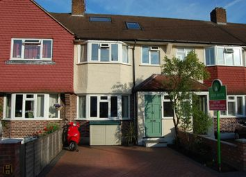 Thumbnail 3 bed property to rent in Lincoln Avenue, Twickenham