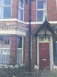 Thumbnail 4 bed detached house to rent in Mid-Terraced Flat, Heaton Park Road, Heaton
