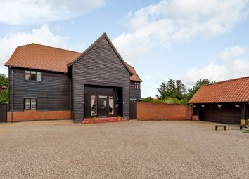 Thumbnail 4 bed detached house for sale in East Barn, Coppingdown Farm, Sudbury Road, Castle Hedingham