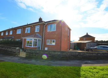 Thumbnail 4 bed semi-detached house for sale in Hawthorn Road, Llanharry, Pontyclun