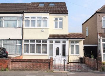 Thumbnail 4 bed end terrace house for sale in Staines Road, Ilford, Essex