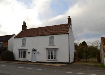 Thumbnail 5 bedroom detached house for sale in Main Road, Little Hale, Sleaford