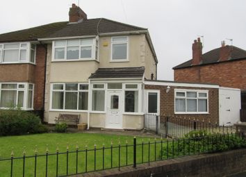 Thumbnail 3 bed semi-detached house for sale in Dorgan Close, Rainhill