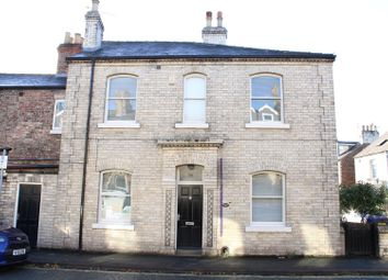 Thumbnail 3 bed end terrace house to rent in Scarcroft Road, York