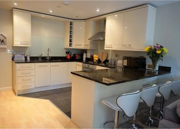 Thumbnail 2 bed flat for sale in 5 Leicester Road, Quorn