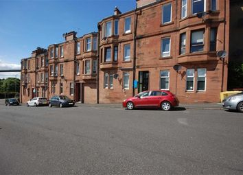 Thumbnail 2 bed flat for sale in Stuart Street, Old Kilpatrick, Glasgow