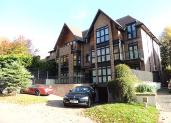 Thumbnail 2 bed flat to rent in Hill House, 57 Park Hill Road, Croydon