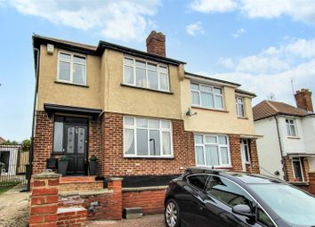Thumbnail 3 bed semi-detached house for sale in Duncroft, Plumstead, London
