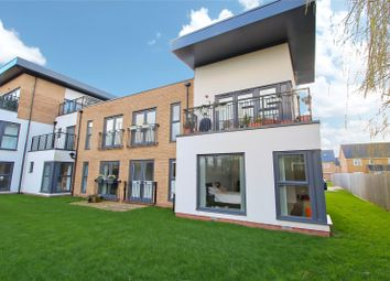 Thumbnail 2 bed flat for sale in Mill Court, Papworth Everard, Cambridge, Cambridgeshire