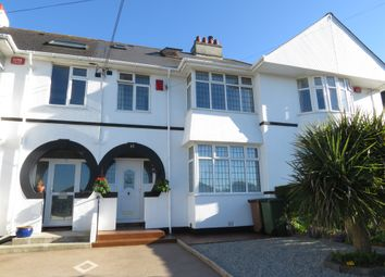 Thumbnail 4 bedroom terraced house for sale in Underlane, Plymstock, Plymouth