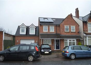 Thumbnail 6 bed detached house for sale in Lloyd Street, Small Heath, Birmingham
