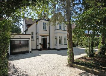 Thumbnail Detached house for sale in Cranmore Lane, Aldershot, Hampshire