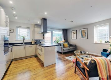 Thumbnail 2 bed flat for sale in Brennan House, High Road Leyton, London