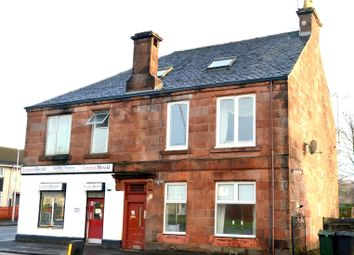 Thumbnail 2 bedroom flat for sale in Lennox Street, Renton, Dumbarton