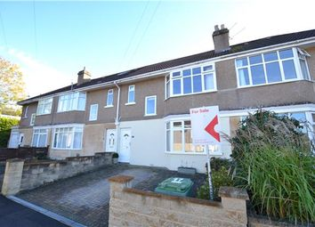 Thumbnail 3 bed terraced house for sale in Brookfield Park, Bath