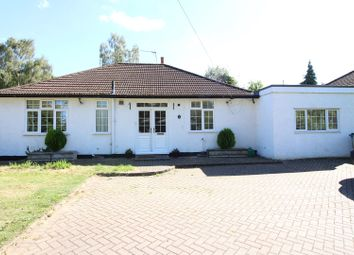 Thumbnail 3 bed detached bungalow for sale in Leatherhead Road, Ashtead