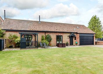 Thumbnail 4 bed semi-detached house for sale in Mill Farm, Great Munden