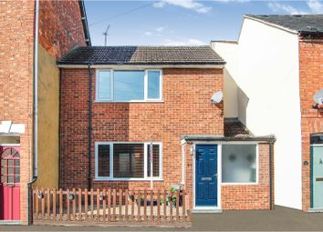 Thumbnail 2 bed terraced house for sale in Silver Street, Newport Pagnell