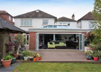 Thumbnail 5 bedroom detached house for sale in Manor Road, Weymouth