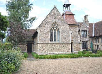Thumbnail 3 bed semi-detached house for sale in Old School Court, Thornham, Hunstanton