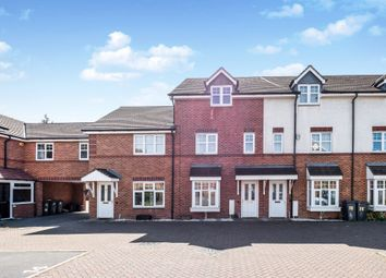 Thumbnail 4 bedroom terraced house for sale in Netherhouse Close, Great Barr, Birmingham
