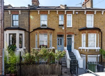 Thumbnail 4 bed terraced house for sale in Turret Grove, London
