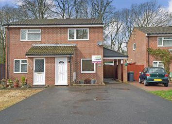 Thumbnail 2 bed semi-detached house for sale in Place Crescent, Waterlooville, Hampshire