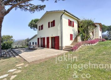 Thumbnail 4 bed country house for sale in Italy, Tuscany, Livorno, Castagneto Carducci.