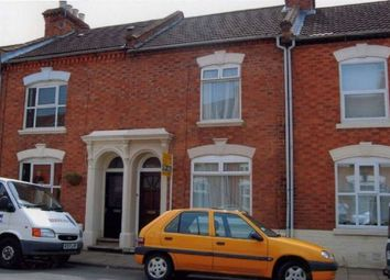 Thumbnail 3 bedroom terraced house to rent in Cowper Street, The Mounts, Northampton