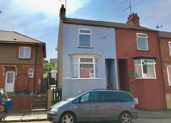 Thumbnail 3 bed end terrace house for sale in Newington Road, Kingsthorpe, Northampton