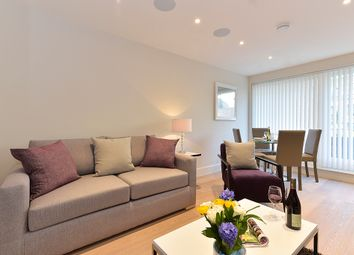 Thumbnail 1 bed flat to rent in Sudrey Street, London
