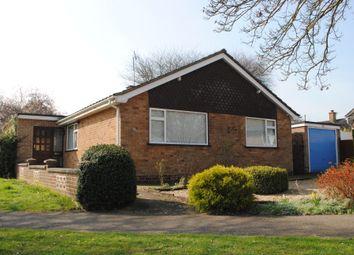 Thumbnail 3 bed detached bungalow to rent in Rembrandt Way, Bury St. Edmunds