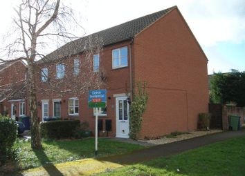 Thumbnail 2 bed semi-detached house to rent in Snowshill Drive, Bishops Cleeve, Cheltenham