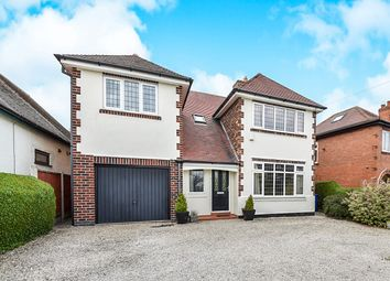 Thumbnail 4 bed detached house for sale in High Lane West, West Hallam, Ilkeston