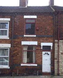 Thumbnail 2 bedroom terraced house to rent in Denbigh Street, Hanley, Stoke-On-Trent