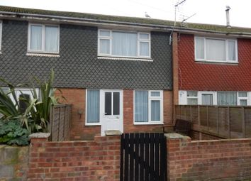 Thumbnail 3 bed terraced house for sale in Broadway, Jaywick, Clacton-On-Sea