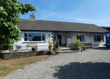 Thumbnail 4 bed detached bungalow for sale in Pontgarreg, Llangrannog, Ceredigion