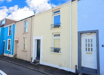 2 bed terraced house for sale in John Street, Mumbles, Swansea SA3