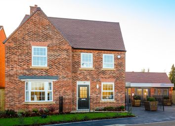 Thumbnail 4 bedroom detached house for sale in Post Office Lane, Kempsey, Worcester