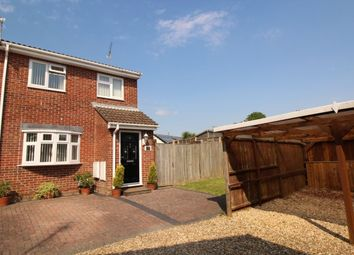 Thumbnail 3 bed semi-detached house to rent in Place Crescent, Waterlooville