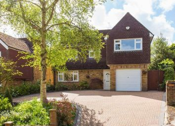 Thumbnail 4 bed detached house for sale in Toweridge Lane, High Wycombe