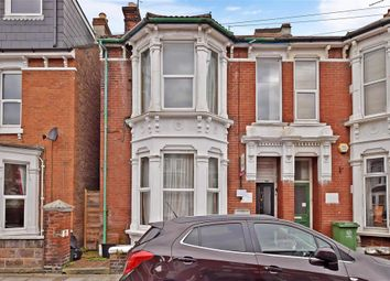 Thumbnail 2 bed flat for sale in Britannia Road North, Southsea, Hampshire